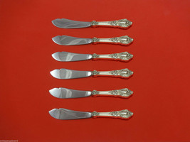 Eloquence by Lunt Sterling Silver Trout Knife Set 6pc HHWS Custom Made - $419.00