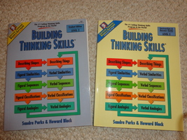 Set of Building Thinking Skills for Level 2 Books (#1392) - $79.99