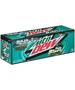 Mountain Dew Baja Blast Soda 12 pack - $21.63