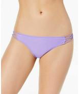 Volcom Women's Simply Solid Full Bikini Bottom iris lily msrp$38.00 - $10.00