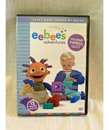Eebee's Adventures Figuring Things Out baby educational learning DVD kid... - $6.92
