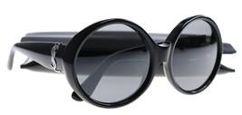New SAINT LAURENT Sunglasses Women SL M1  Black... - $263.34