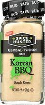 The Spice Hunter (NOT A CASE) RUB Korean BBQ GLBL FSN - $14.84