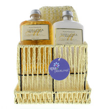 Best Gift Baskets, Vanilla Milk Scent Thankgiving Holiday Gift Sets For Her - $26.03