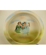 Antique German Baby Dish 7.5 inches  Three Crown China Germany - $15.83