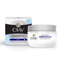 Olay Natural White Night Nourishing Repair Cream – 50gm, For All Skin Types - $19.99