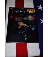 KISS  - ALIVE - 3D POSTER - $27.47
