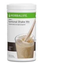 Herbalife Formula 1 Healthy Meal Nutritional Shake Mix and Protein (your... - $60.78