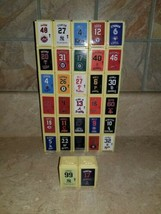 2019 MLB TEENYMATES SERIES 6 LOCKERS!!! RARE-  PICK YOUR BASEBALL TEAM L... - $1.19+