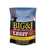 Big and J Legit Mineral Whitetail Deer Supplement and Antler Growth, 5 lb - $21.00