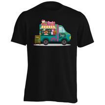 Happy Donuts Coffee Truck Van Men's T-Shirt/Tank Top v558m - $11.93+