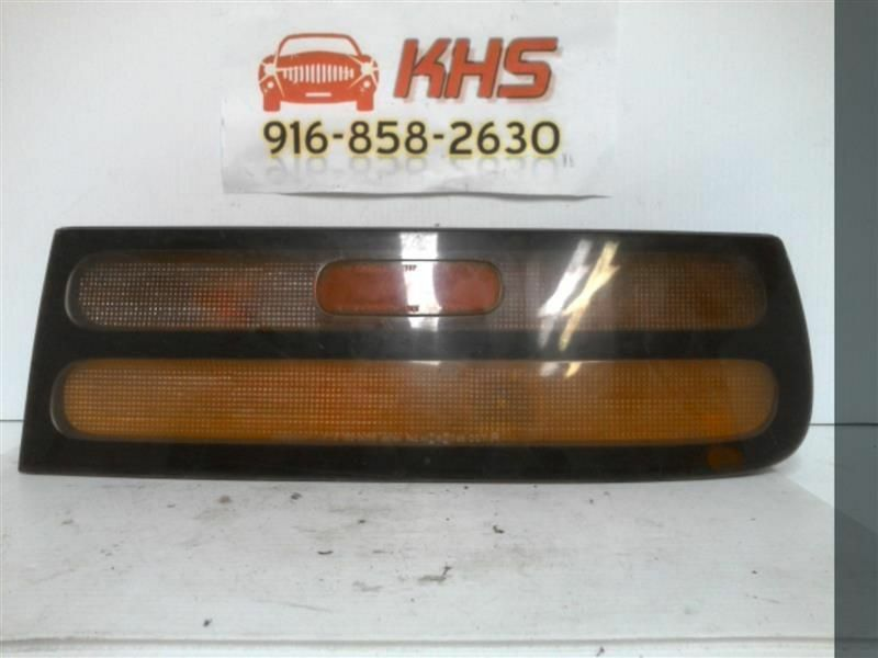 Primary image for Passenger Tail Light Thru 3/94 Quarter Panel Mounted Fits 90-94 300ZX 226253
