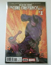 Marvel Comics Dead No More The Clone Conspiracy Omega #1 Spider-Man Event - $5.96
