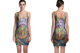Jimi Hendrix 1 Bodycon Dress - $19.80+