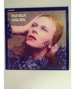 David Bowie hunky dory album signed - $299.00