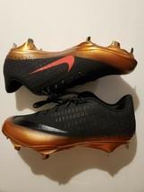 Nike Lunar Vapor Ultrafly Elite2 Bronze Black Baseball Cleats AO7946-006... - $79.19