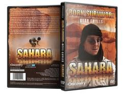 Discovery DVD - Born Survivor Bear Grylls Sahara DVD - $20.00