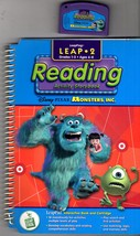 LeapFrog - Reading Activity Storybook - Monsters, Inc. - Leap 2 - $4.75