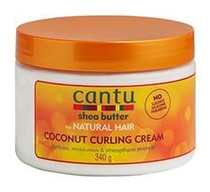 Cantu Coconut Curling Cream, 12 Ounce - $4.14
