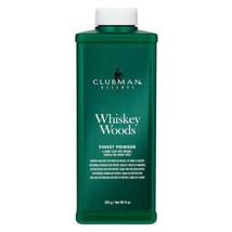 Clubman Reserve Whiskey Woods Finest Powder, 9 oz