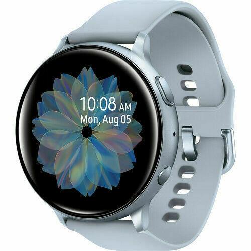Samsung Galaxy Watch Active 2 44mm (2019) Cloud Silver