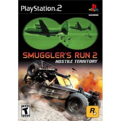 Smuggler's Run 2: Hostile Territory [PlayStation2]