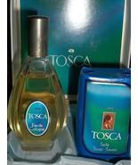 Tosca 4711 TOSCA Eau De Cologne Splash & Perfumed Bath Bar Soap #1216 NIB - $94.05