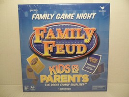 Family Game Night FAMILY FEUD KIDS Vs PARENTS EDITION GAME Cardinal NEW - $31.57