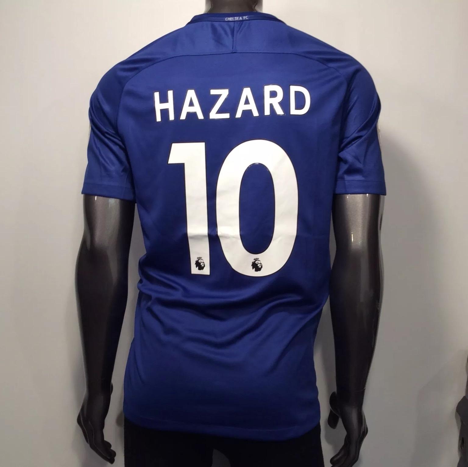 01cfc2f835e741509e77fc52fde41a09e4afdbde4e.  01cfc2f835e741509e77fc52fde41a09e4afdbde4e. Previous. 2017-18 Chelsea Nike Eden  Hazard  10 XL Home Soccer Jersey e6c04597f