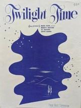 Twilight Time Classics Piano Lesson Book—antique - $8.00