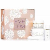 Eve Lom Perfecting Ritual 4 Pcs Set / Cleanser White Brightening Serum C... - $91.20