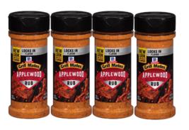 McCormick Grill Mates Applewood Smoked Salt Seasoning  Dry Rub Pork BBQ ... - $27.62