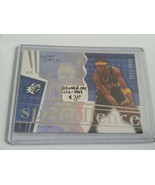 2003-04 SPx #102 Jermaine O'Neal 2523/3999 : Indiana Pacers - $2.14