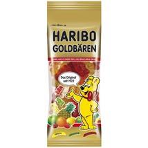 HARIBO of Germany: Goldbaren/Gold bears gummy bears 75g EASTER BASKET Stuffer - $2.17