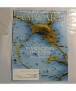 Harvard Magazine May 2009 Neuroscience Frontiers Probing Brain Cells S2 - $39.99