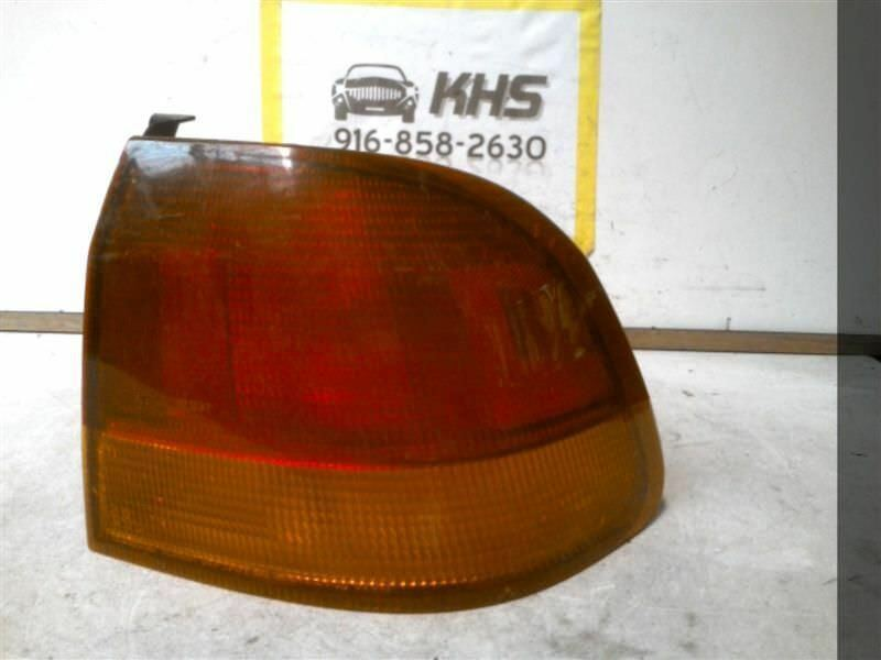 Primary image for Passenger Right Tail Light Sedan Lid Mounted Fits 96-98 CIVIC 257043
