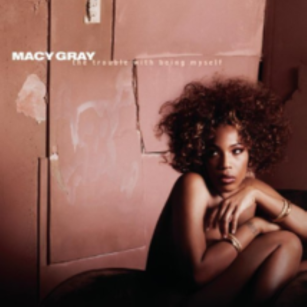 The Trouble With Being Myself by Macy Gray Cd