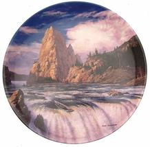 Danbury Mint Wedgwood Lord of the Rings plate from second series - Borom... - $50.95