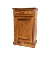 Pine Tilt Out Trash Bin Autumn Wheat - $318.58