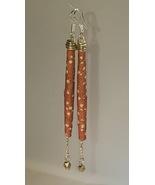 Paper Ankara Dangle Earrings - $25.00