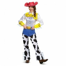 Disguise Disney Toy Story Jessie Deluxe Adult Womens Halloween Costume 5... - $65.89