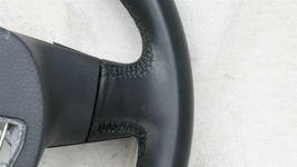 09 - 17 Volkswagen CC Eos Golf 3-Spoke Multifunction Steering Wheel Blck Leather image 10