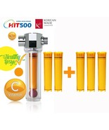 Vitamin C Inline Shower Filter with Filter Cartridge  Vita Fresh Shower ... - $72.27