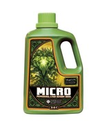 Emerald Harvest 723882 Micro Gallon/3.8 Liter (4/Cs) fertilizers, 3.8 L,... - $43.00