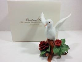 The Annual LENOX Christmas Collection 1993 Christmas Dove (Fine Porcelain) image 2