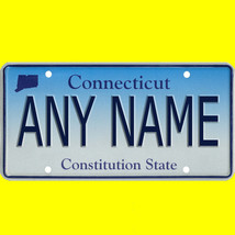1/43-1/5 scale custom license plate set any brand RC/model car  Connecti... - $11.00