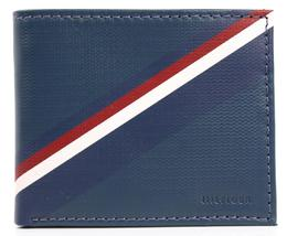 Tommy Hilfiger Men's Premium Leather Credit Card ID Wallet Passcase 31TL130012 image 5
