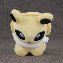 Jolteon Eevee Pokemon Plush Toy Video Game Plush Nintendo Plush Soft Plush Plush - $62.10