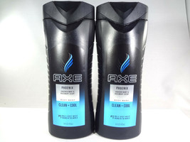 AXE - Phoenix Crushed Mint & Rosemary Scent Body Wash 2 PACK (2-16oz) [HB-A] - $13.33