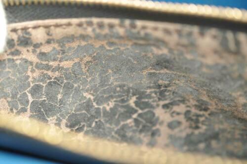 LOUIS VUITTON Epi Free Run Shoulder Bag Black Blue M52415 LV Auth 9735 image 11